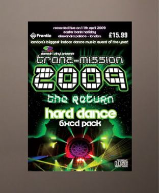 Tranz-mission - 2009 The Return - Hardstyle pack